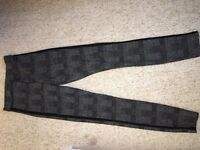Topshop size 6 leggings