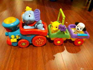 Fisher Price Toy Trains (2 sets)
