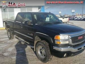 2003 GMC Sierra 2500HD SLE   FOR MORE INFO TEXT (306)236-7462