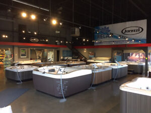 Relax Hot Tubs - The ONLY authorized Jacuzzi dealer in town!