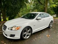 2010 Jaguar XF V6 S PREMIUM LUXURY 3.0 275BHP S EDITION ONLY 54,732 MILES ABSOLU