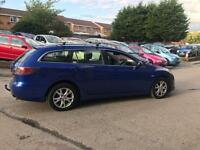 Mazda Mazda6 2.0TD ( 140ps ) TS ESTATE - 2008 08-REG - FULL 12 MONTHS MOT