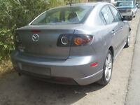 2004 Mazda 3 (PARTS ONLY)