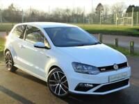 2017 Volkswagen Polo 1.8 TSi GTi 3dr HATCHBACK Petrol Manual