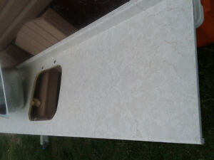 8 ft counter top