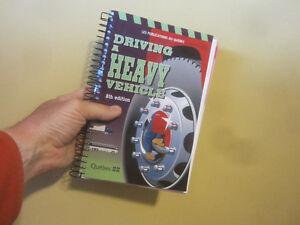 Heavy vehicule class 3 handbook