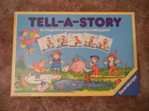 Tell-a-Story Game Edmonton Edmonton Area image 2
