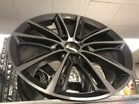 4 18 alloy wheels Alloys Rims tyre tyres bmw 1 2 3 series vauxhall insignia