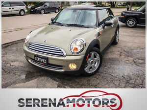 MINI COOPER 1.6 AUTO | ONLY 69K | ONE OWNER | FULLY LOADED