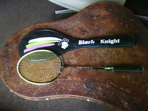 BAMINGTON RAQUETS BY BLACK KNIGHT