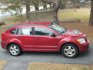 2007 Dodge Caliber - inspected but needs some work