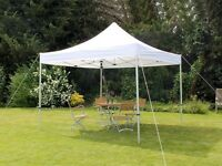 Gazebo hire, garden parties, alfresco occasions.