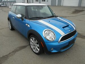 2007 MINI Mini Cooper S 6 Speed 92000KMS Hot Buy