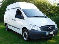 Mercedes Vito 113 CDI HIGH ROOFONE OWNER FROM NEW