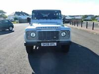 Land Rover Defender 110 Xs Station Wagon Estate 2.4 Manual Diesel