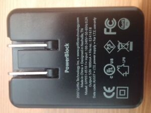 Griffin universal Power block / Chargeur