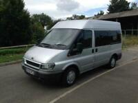 2003 Ford Transit Mini bus disabled access Minibus Diesel Manual