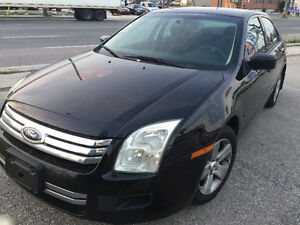 2006 Ford Fusion SE 4cyl,auto,a/c,full power,Cruise,Mint !
