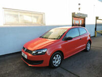 60 Volkswagen Polo 1.2 S Damaged Salvage Repairable Cat D