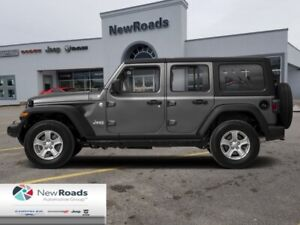 2019 Jeep Wrangler Unlimited Sahara  - Leather Seats - $334.89 B