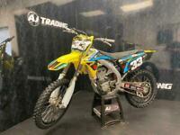 Suzuki RMZ 450 2015 ( MX / ENDURO / MOTOCROSS / DIRT BIKE) @ AJ TRADING