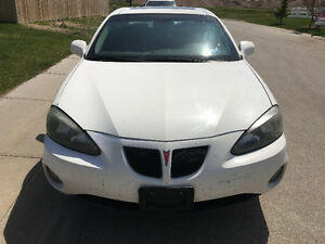 2008 Pontiac Grand Prix Sedan in Shellbrook
