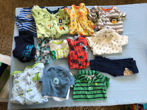 6 month old baby boy clothes
