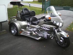 Moto RC Trike