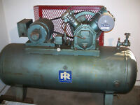 5 HP Air Compressor for sale.