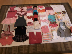 Girls clothing 6 To 12 months