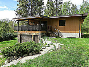 10 acres of Paradise, CREEK, WATERFALL, B&B,