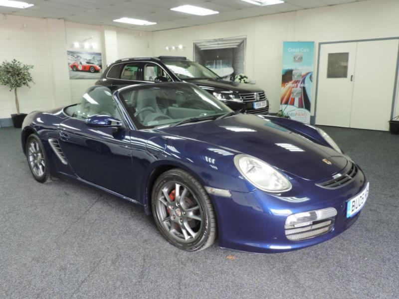 2005 PORSCHE BOXSTER 24V + FULL HISTORY + BIG SPECIFICATION + ... on porsche carrera gt car, 2001 porsche boxster sale, porsche pdk, used porsche boxster sale, porsche custom,