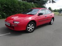 Mazda 323 1.5i LXi - BARGAIN LOW MILEAGE
