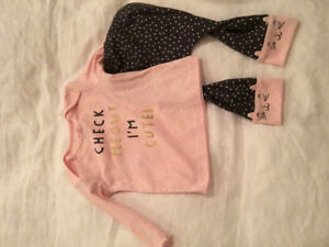 BRAND NEW BABY CLOTHES!