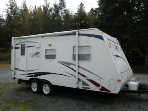 Trail Sport 191 Hybrid Travel Trailer
