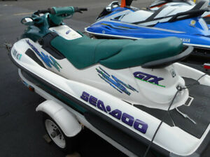 Sea-doo with trailer