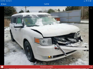 Easy fix 2009 FORD FLEX LIMITED AWD LOADED 2995$