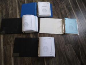 Alberta Millwright Training text books