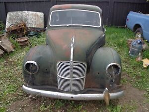 1949 austin A40 devon project or parts