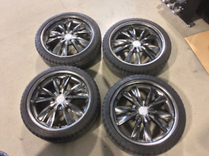Mags fast wheel 4x100