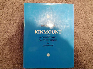 History of KINMOUNT A Community on the Fringe by Guy Scott