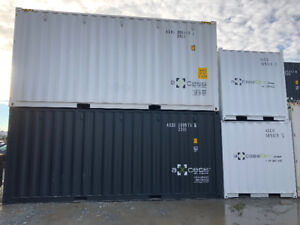 """SHIPPING CONTAINER NEW The 'Axcess Box"""" Possibilities"""