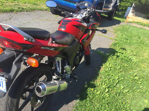 Honda CBR 125, looking to go before summer ends. In great shape