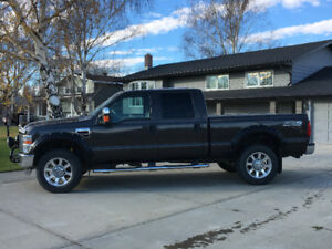 2008 Ford F-350 Lariat FX4 Super Duty