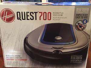 Brand New Hoover Quest 700 robotic Vacuum