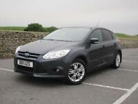 2011 Ford Focus 1.6 Edge 5 doors petrol manual in grey