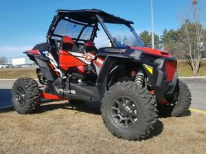 2018 Polaris RZR XP Turbo EPS DYNAMIX Edition Black Pearl