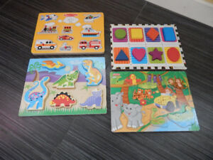Childs Puzzles