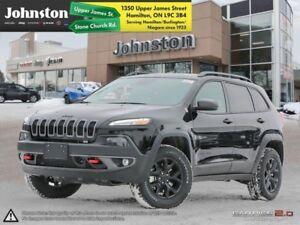 2018 Jeep Cherokee Trailhawk 4x4  - Navigation - $118.41 /Wk
