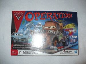 BRAND NEW CARS OPERATION GAME